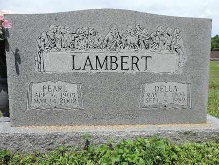 LAMBERT, PEARL - Pike County, Ohio | PEARL LAMBERT - Ohio Gravestone Photos