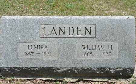 LANDEN, WILLIAM H - Pike County, Ohio | WILLIAM H LANDEN - Ohio Gravestone Photos