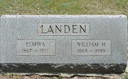 LANDEN, WILLIAM H - Pike County, Ohio | WILLIAM H LANDEN - Ohio Gravestone Photos