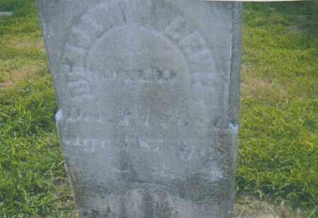 LEWIS, BENJAMIN - Pike County, Ohio   BENJAMIN LEWIS - Ohio Gravestone Photos