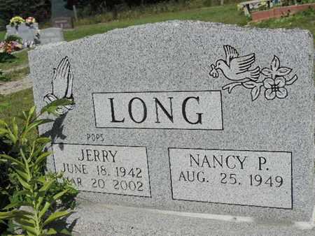 LONG, NANCY P. - Pike County, Ohio | NANCY P. LONG - Ohio Gravestone Photos