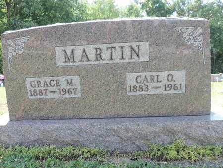 MARTIN, CARL - Pike County, Ohio | CARL MARTIN - Ohio Gravestone Photos