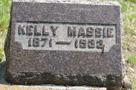 MASSIE, KELLY - Pike County, Ohio | KELLY MASSIE - Ohio Gravestone Photos