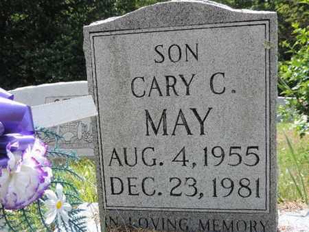 MAY, CARY C. - Pike County, Ohio | CARY C. MAY - Ohio Gravestone Photos