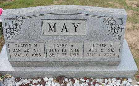 MAY, LARRY A. - Pike County, Ohio | LARRY A. MAY - Ohio Gravestone Photos
