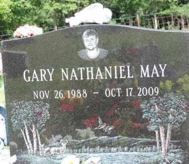 MAY, GARY NATHANIEL - Pike County, Ohio   GARY NATHANIEL MAY - Ohio Gravestone Photos