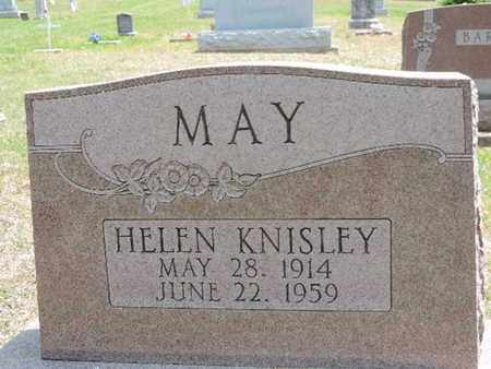 MAY, HELEN - Pike County, Ohio | HELEN MAY - Ohio Gravestone Photos