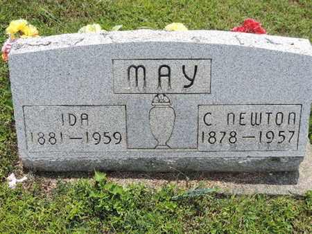 MAY, IDA - Pike County, Ohio | IDA MAY - Ohio Gravestone Photos