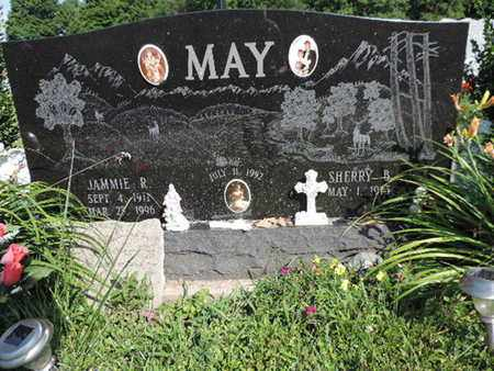 MAY, JAMMIE R. - Pike County, Ohio | JAMMIE R. MAY - Ohio Gravestone Photos