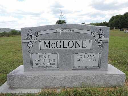 MCGLONE, ERNIE - Pike County, Ohio | ERNIE MCGLONE - Ohio Gravestone Photos