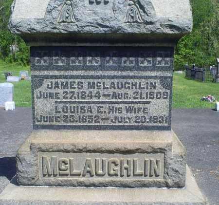 MCLAUGHLIN, JAMES - Pike County, Ohio   JAMES MCLAUGHLIN - Ohio Gravestone Photos