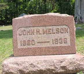 MELSON, JOHN H. - Pike County, Ohio | JOHN H. MELSON - Ohio Gravestone Photos