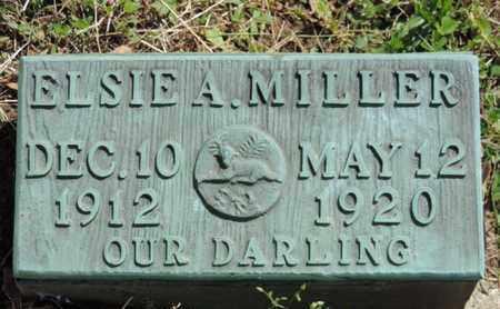 MILLER, ELSIE A. - Pike County, Ohio | ELSIE A. MILLER - Ohio Gravestone Photos