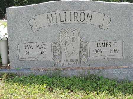 MILLIRON, JAMES E. - Pike County, Ohio | JAMES E. MILLIRON - Ohio Gravestone Photos