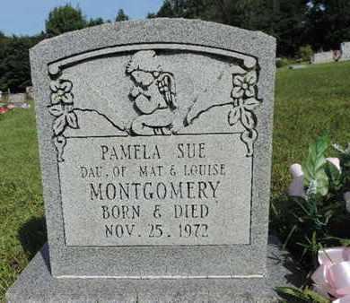 MONTGOMERY, PAMELA SUE - Pike County, Ohio   PAMELA SUE MONTGOMERY - Ohio Gravestone Photos
