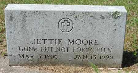 MOORE, JETTIE - Pike County, Ohio | JETTIE MOORE - Ohio Gravestone Photos