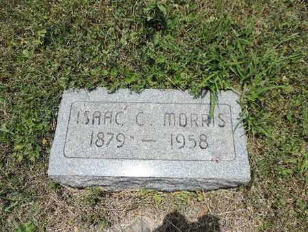 MORRIS, ISAAC C. - Pike County, Ohio | ISAAC C. MORRIS - Ohio Gravestone Photos