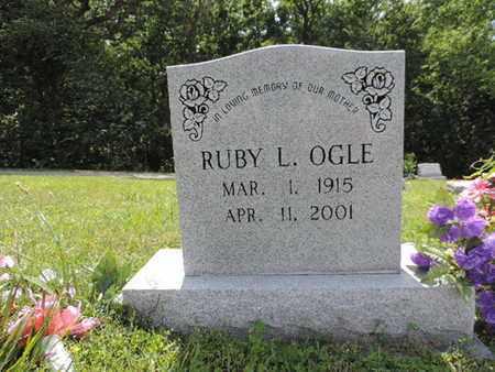 OGLE, RUBY L. - Pike County, Ohio | RUBY L. OGLE - Ohio Gravestone Photos