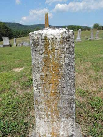 PARKER, BENNIE - Pike County, Ohio   BENNIE PARKER - Ohio Gravestone Photos