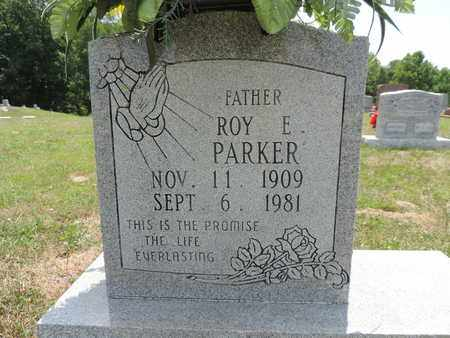 PARKER, ROY E. - Pike County, Ohio | ROY E. PARKER - Ohio Gravestone Photos