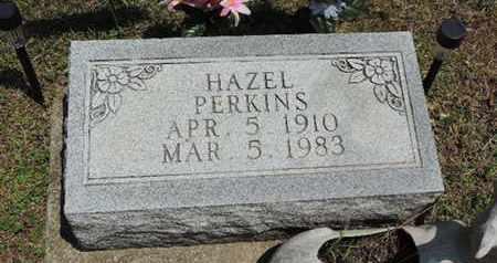 PERKINS, HAZEL - Pike County, Ohio | HAZEL PERKINS - Ohio Gravestone Photos