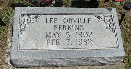 PERKINS, LEE ORVILLE - Pike County, Ohio | LEE ORVILLE PERKINS - Ohio Gravestone Photos