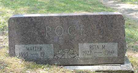 POCE, RITA M. - Pike County, Ohio | RITA M. POCE - Ohio Gravestone Photos