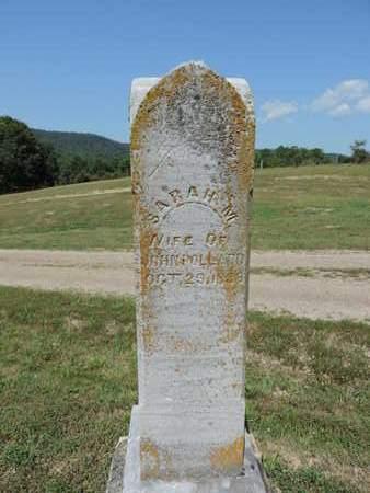 POLLARD, SARAH M. - Pike County, Ohio | SARAH M. POLLARD - Ohio Gravestone Photos