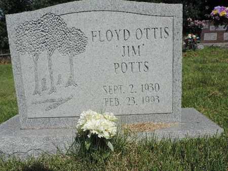 POTTS, FLOYD - Pike County, Ohio | FLOYD POTTS - Ohio Gravestone Photos