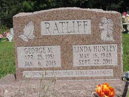 RATLIFF, LINDA - Pike County, Ohio | LINDA RATLIFF - Ohio Gravestone Photos