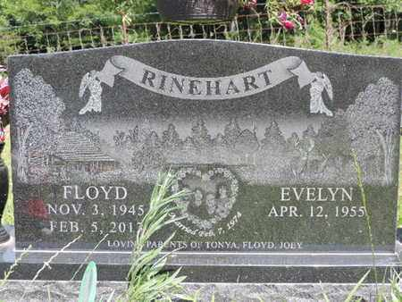 RINEHART, FLOYD - Pike County, Ohio | FLOYD RINEHART - Ohio Gravestone Photos