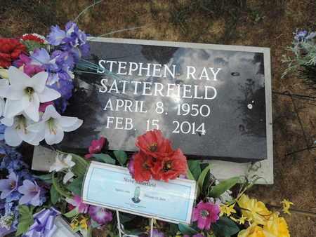 SATTERFIELD, STEPHEN RAY - Pike County, Ohio | STEPHEN RAY SATTERFIELD - Ohio Gravestone Photos
