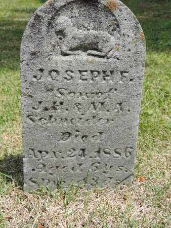 SCH EIDER, JOSEPH F. - Pike County, Ohio   JOSEPH F. SCH EIDER - Ohio Gravestone Photos