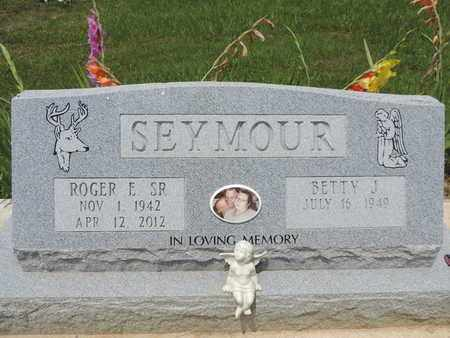 SEYMOUR, BETTY J. - Pike County, Ohio | BETTY J. SEYMOUR - Ohio Gravestone Photos