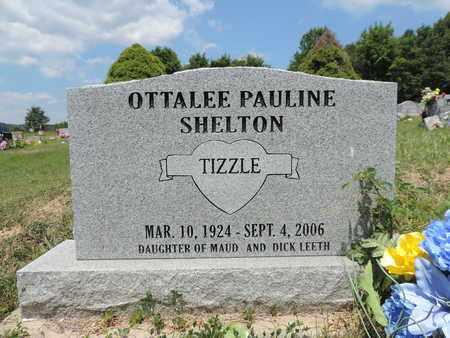 SHELTON, OTTALEE PAULINE - Pike County, Ohio   OTTALEE PAULINE SHELTON - Ohio Gravestone Photos