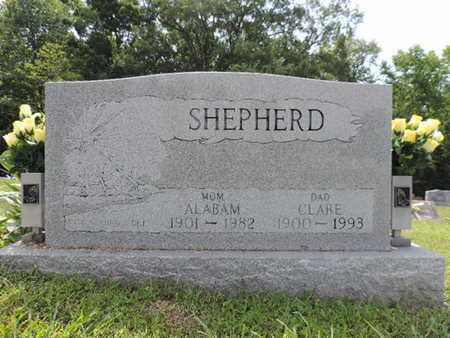 SHEPHERD, ALABAM - Pike County, Ohio | ALABAM SHEPHERD - Ohio Gravestone Photos