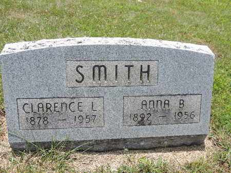 SMITH, CLARENCE L. - Pike County, Ohio | CLARENCE L. SMITH - Ohio Gravestone Photos