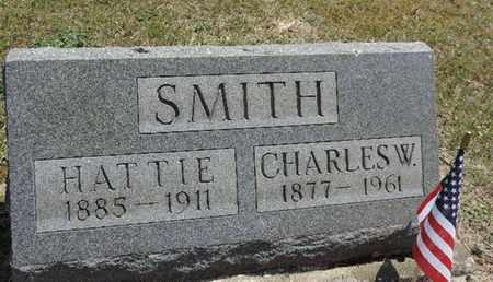 SMITH, HATTIE - Pike County, Ohio | HATTIE SMITH - Ohio Gravestone Photos