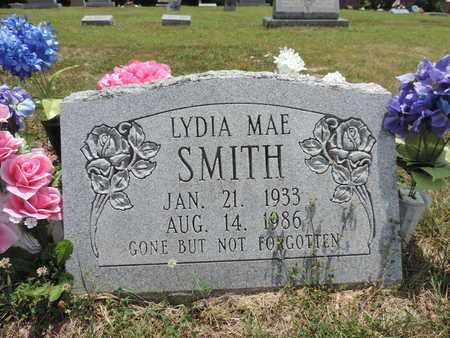 SMITH, LYDIA MAE - Pike County, Ohio   LYDIA MAE SMITH - Ohio Gravestone Photos