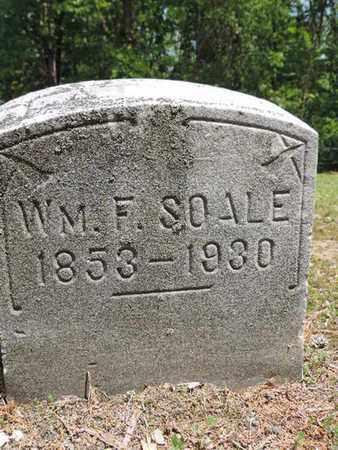 SOALE, WM. F. - Pike County, Ohio | WM. F. SOALE - Ohio Gravestone Photos
