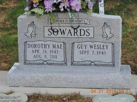 SOWARDS, DOROTHY MAE - Pike County, Ohio | DOROTHY MAE SOWARDS - Ohio Gravestone Photos