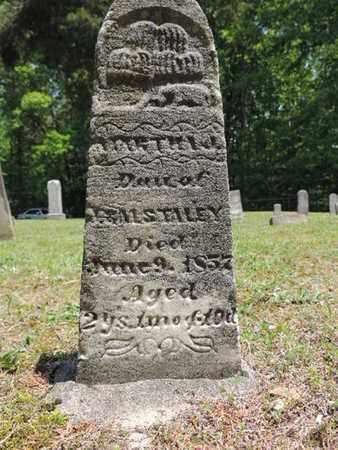 STALEY, ANGTHIA - Pike County, Ohio | ANGTHIA STALEY - Ohio Gravestone Photos