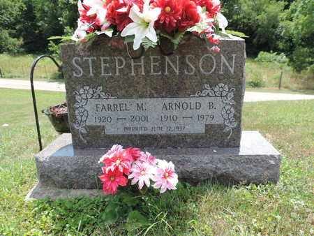 STEPHENSON, FARREL M. - Pike County, Ohio | FARREL M. STEPHENSON - Ohio Gravestone Photos