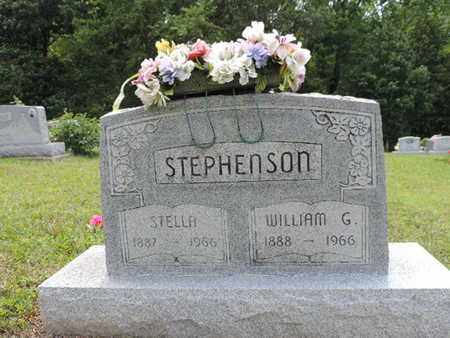STEPHENSON, WILLIAM G. - Pike County, Ohio | WILLIAM G. STEPHENSON - Ohio Gravestone Photos
