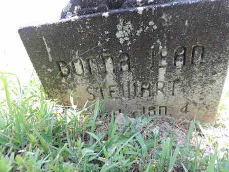 STEWART, DONNA JEAN - Pike County, Ohio | DONNA JEAN STEWART - Ohio Gravestone Photos