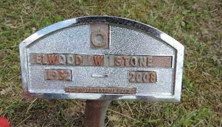 STONE, ELWOOD W. - Pike County, Ohio   ELWOOD W. STONE - Ohio Gravestone Photos