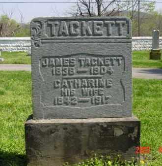 MUNYON TACKETT, CATHARINE - Pike County, Ohio | CATHARINE MUNYON TACKETT - Ohio Gravestone Photos