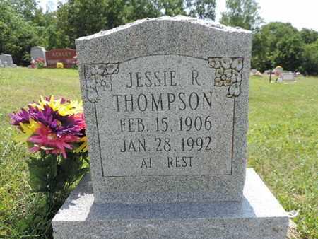 THOMPSON, JESSIE R. - Pike County, Ohio | JESSIE R. THOMPSON - Ohio Gravestone Photos