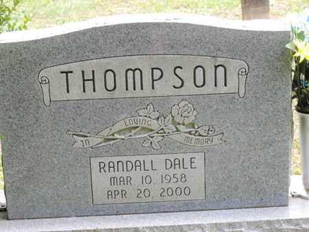 THOMPSON, RANDALL DALE - Pike County, Ohio | RANDALL DALE THOMPSON - Ohio Gravestone Photos