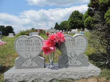 TOLLIVER, JONATHAN - Pike County, Ohio | JONATHAN TOLLIVER - Ohio Gravestone Photos